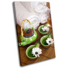 Towels Floral Bathroom - 13-2231(00B)-SG32-PO